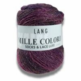 Mille Colori Socks&Lace Luxe, Lang Yarns 100g