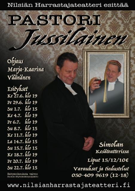 2018 Pastori Jussilainen