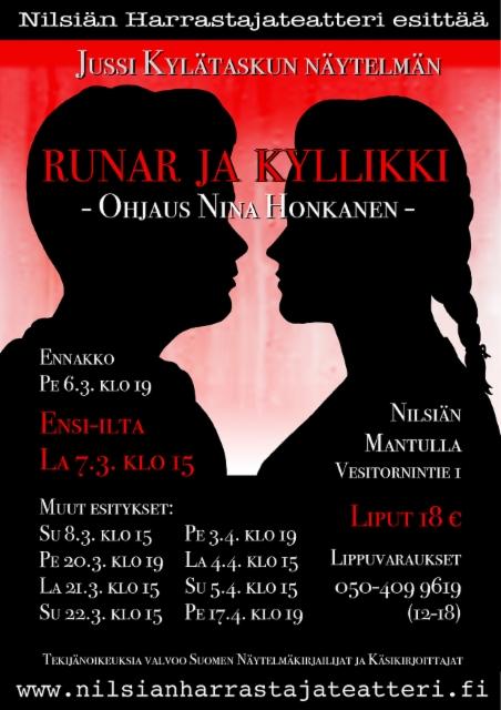 2020 Runar ja Kyllikki