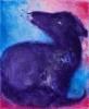 Ymmärrän / 46 x 38 cm / akryyli, ripustusvalmis canvas / 111€