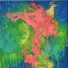 Parantaja / 40 x 40 cm / akryyli, ripustusvalmis canvas / 222€