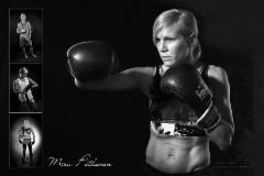 Nyrkkeilijä Mira Potkonen