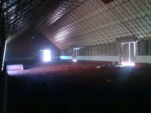 Syväsataman elementtiasennukset kevät 2009