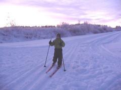 hiihtäminen