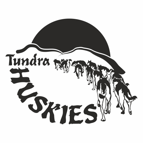 tundra_huskies_logo_2013_black