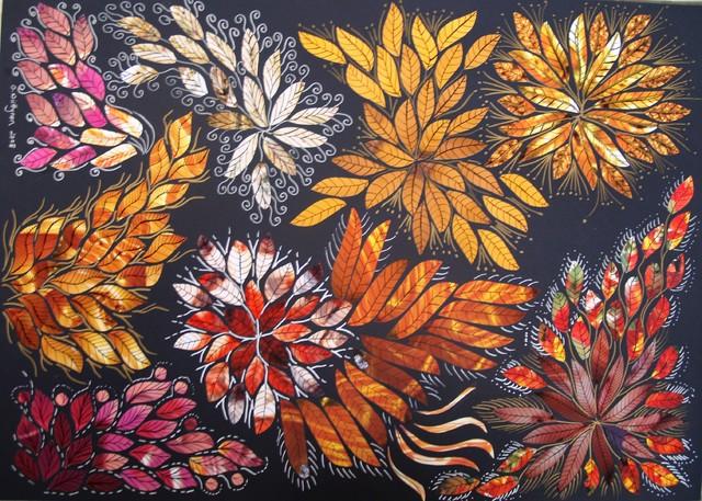 kukkivat lehdet iii