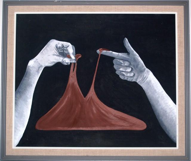 kädet elämän taikinassa