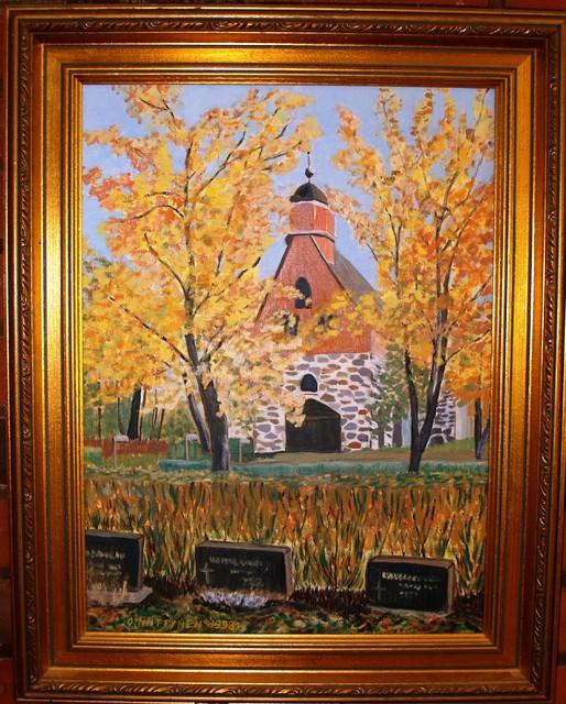 raision kirkko v.1993