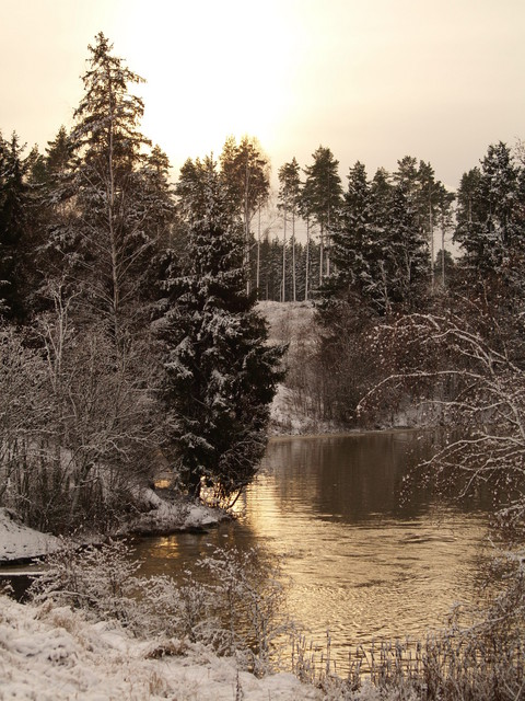 raision vesilaiton talvea