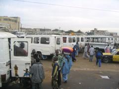 Dakarin linja-autoasema