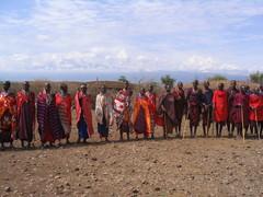 Masai-heimoa