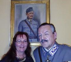 Oili ja Mannerheim Mikkelissä