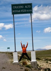 4528 metrin korkeudessa