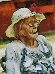 Nokian mummun Hinttalan kotiseutumuseossa