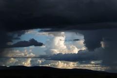 B71 Synkkiä pilviä