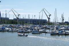 A31 Veneitä ja telakka