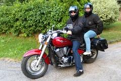 B42 Moottoripyörällä