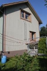 Talon maalaus ja värin vaihto Vantaalla