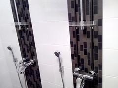 Valmis suihkuhuoneen saneeraus
