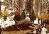 Hirvijahti 1973
