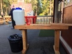 Uusi vesipöytä