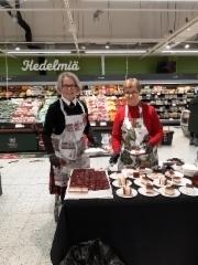 Supermarket Toppila, 5.12.2019
