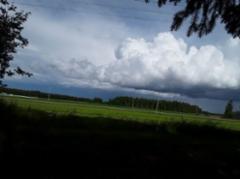 14.7.2020, Milloin pilvet karkaavat.