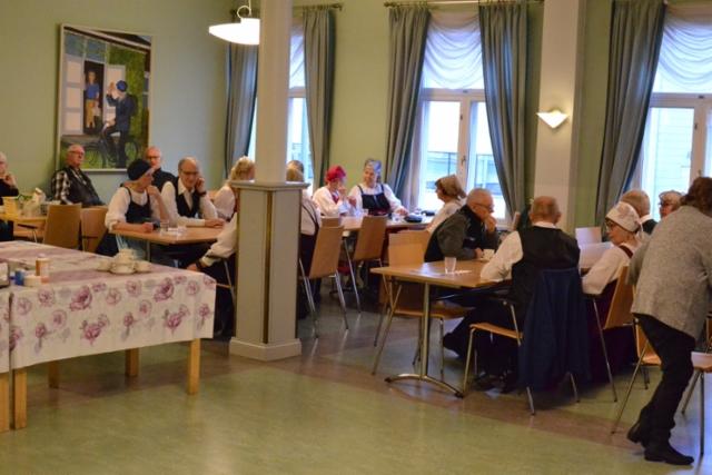 Oulun Eläkeläiset