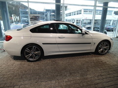 Kylkilistat, BMW f32 2014
