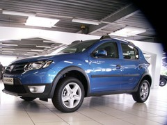 Kylkilistat Dacia Sandero 2013