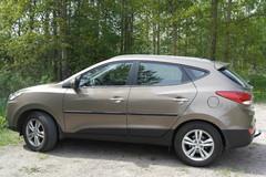 Kylkilistat, Hyundai ix35 2010
