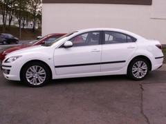 Kylkilistat, Mazda 6 2008