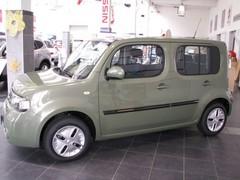 Kylkilistat, Nissan Cube 2010