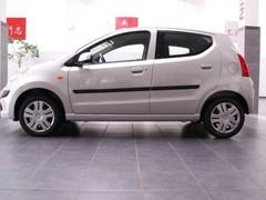 Kylkilistat, Nissan Pixo 2009