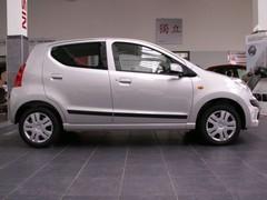 Kylkilistat, Nissan Pixo 2009_2