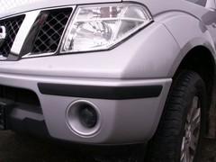 Puskurien suojalistat, Nissan Navara 2008_5
