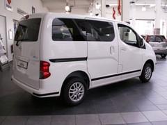Kylkilistat, Nissan nv200 Evalia 2010_1