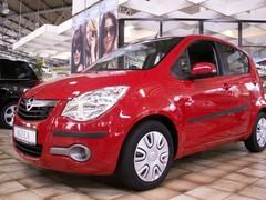 Kylkilistat ja puskurien suojalistat Opel Agila B 2008
