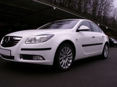 Kylkilistat, Opel Insignia 2008