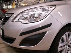 Puskurien suojalistat, Opel Meriva 2010_6