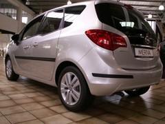 Kylkilistat ja puskurien suojalistat, Opel Meriva 2010_7