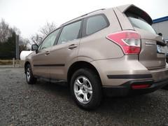 Kylkilistat ja puskurien suojalistat, Subaru Forester 2013_6