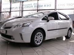 Kylkilistat, Toyota Prius 2012