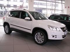 Kylkilistat, VW Tiguan 2007