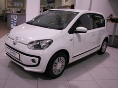Kylkilistat, VW UP 2012