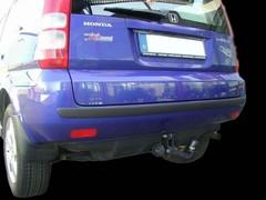 Puskurien suojalistat, Honda HRV 1999_3