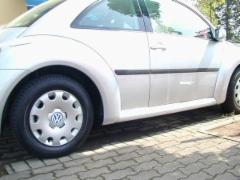 Kylkilistat, VW Beetle 2003