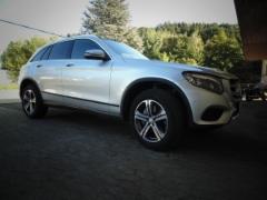 Kylkilistat, Mercedes-Benz GLC 2015