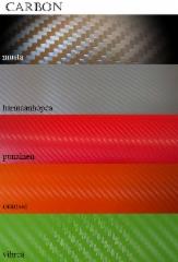 Värillistä carbon, musta, harmaanhopea, punainen, oranssi, vihrea, suojakalvo, takapuskurinsuoja, puskurinsuoja, lastaussuoja, takapuskurin suoja, kynnyssuoja, tarrakalvo.