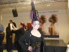 Hair Open 2010 ( hiukset ja meikki)